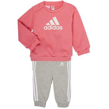 Kleidung Mädchen Kleider & Outfits adidas Performance BOS JOG FT Rose