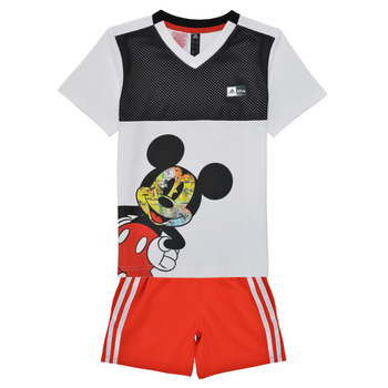 Kleidung Jungen Kleider & Outfits adidas Performance LB DY MM SUM Multicolor