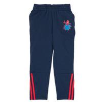 Kleidung Jungen Jogginghosen adidas Performance LB DY SHA PANT Marine