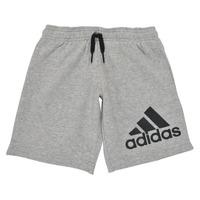 Kleidung Jungen Shorts / Bermudas adidas Performance B BL SHO Grau