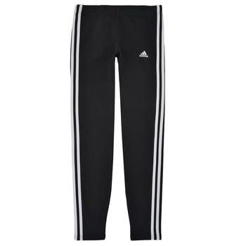Kleidung Mädchen Leggings adidas Performance G 3S LEG Schwarz