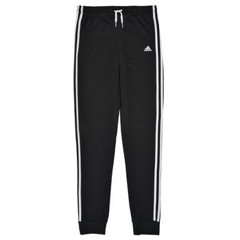 Kleidung Mädchen Jogginghosen adidas Performance G 3S FT C PT Schwarz