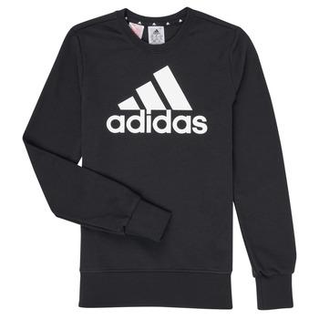 Kleidung Mädchen Sweatshirts adidas Performance G BL SWT Schwarz