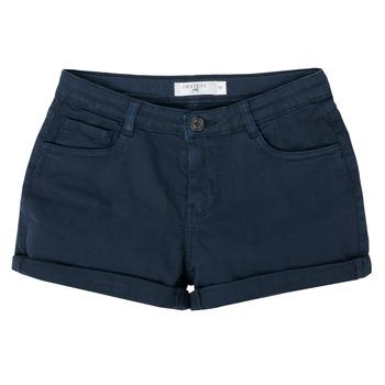 Kleidung Mädchen Shorts / Bermudas Deeluxe CERISE Marine