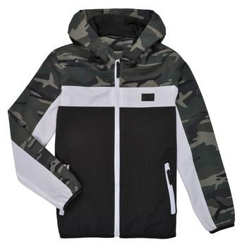Kleidung Jungen Jacken Deeluxe FRIZZY Multicolor