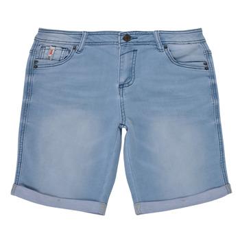 Kleidung Jungen Shorts / Bermudas Deeluxe BART Blau