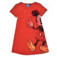 Kleidung Mädchen Kurze Kleider Desigual 21SGVK41-3036 Rot