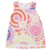 Kleidung Mädchen Tops Desigual 21SGCW02-3146 Multicolor