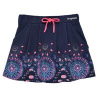 Kleidung Mädchen Röcke Desigual 21SGFK03-5000 Blau