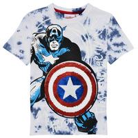 Kleidung Jungen T-Shirts Desigual 21SBTK09-5036 Multicolor