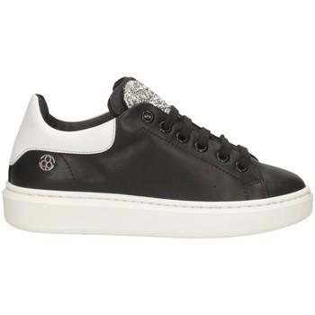 Schuhe Mädchen Sneaker Low Florens K268236V Sneaker Kind SCHWARZ SCHWARZ