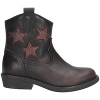 Schuhe Mädchen Klassische Stiefel Dianetti Made In Italy I9790 Texano Kind T. MORO T. MORO