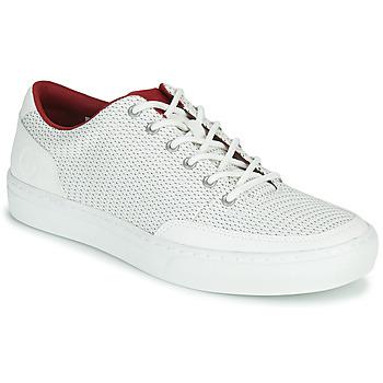 Schuhe Herren Sneaker Low Timberland ADV 2.0 GREEN KNIT OX Weiss
