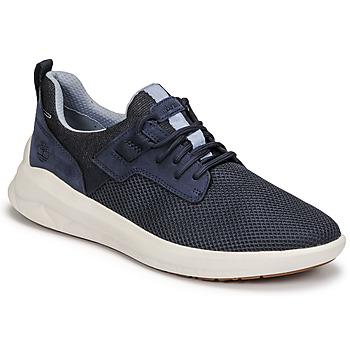 Schuhe Herren Sneaker Low Timberland BRADSTREETULTRA SPORT  OX Blau
