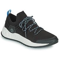 Schuhe Herren Sneaker Low Timberland SOLAR WAVE LOW KNIT Schwarz