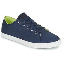 Schuhe Kinder Sneaker Low Timberland NEWPORT BAY LEATHER OX Blau