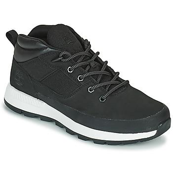 Schuhe Herren Sneaker Low Timberland SPRINT TREKKER SUPER OX Schwarz
