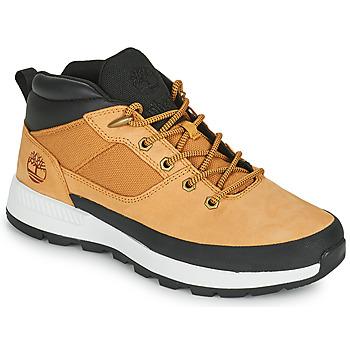 Schuhe Herren Sneaker Low Timberland SPRINT TREKKER SUPER OX Rot multi wf sde
