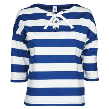 Kleidung Damen Tops / Blusen Petit Bateau MABELLA Multicolor