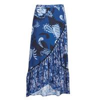 Kleidung Damen Röcke Desigual NEREA Blau
