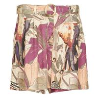 Kleidung Damen Shorts / Bermudas Desigual ETNICAN Multicolor