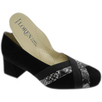 Schuhe Damen Pumps Calzaturificio Loren LO60902ne nero