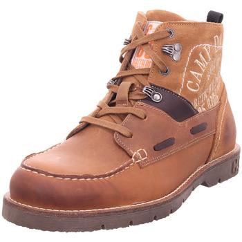 Schuhe Herren Boots Camp David Ice Fall Climber I camel