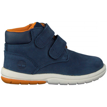 Schuhe Kinder Stiefel Timberland Toddletracks hl boot Blau