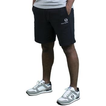 Kleidung Herren Shorts / Bermudas Sergio Tacchini Fescue short Schwarz