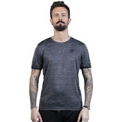 Kleidung Herren T-Shirts Sergio Tacchini Freckle Grau