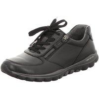 Schuhe Damen Derby-Schuhe Rollingsoft By Gabor Schnuerschuhe 56.968.57 schwarz