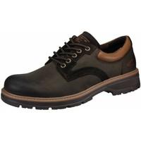 Schuhe Herren Derby-Schuhe Camel Active Schnuerschuhe Gravity Schnürschuh 21231349-C46 braun