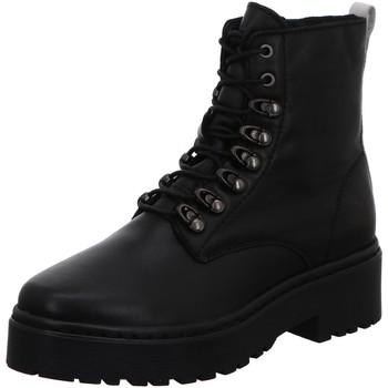 Schuhe Damen Boots Apple Of Eden Stiefeletten BALI 1 schwarz