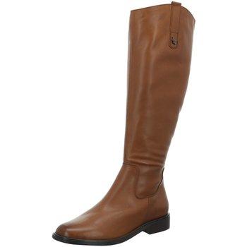 Schuhe Damen Klassische Stiefel Regarde Le Ciel Stiefel RIDE-01 3902 braun