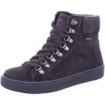 Schuhe Mädchen Sneaker High Superfit Schnuerschuhe Heaven 1-006501-3000 braun