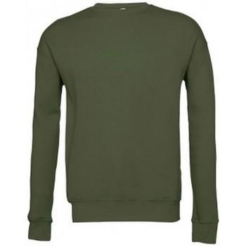 Kleidung Sweatshirts Bella + Canvas BE045 Grün
