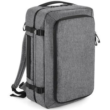 Taschen Rucksäcke Bagbase BG480 Grau meliert