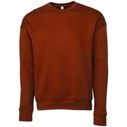 Kleidung Sweatshirts Bella + Canvas BE045 Ziegelrot