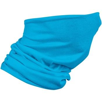 Accessoires Schal Sols 03094 Wasserblau