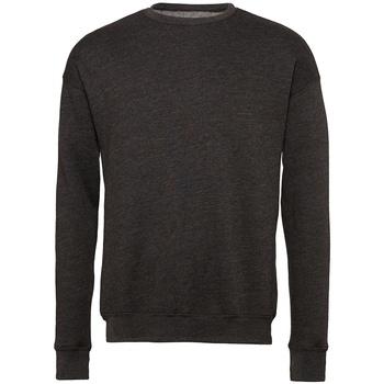 Kleidung Sweatshirts Bella + Canvas BE045 Dunkelgrau meliert