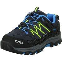 Schuhe Jungen Wanderschuhe Cmp Bergschuhe Outdoorschuhe RIGEL LOW TREKKING 3Q13244(J)-34UF grau