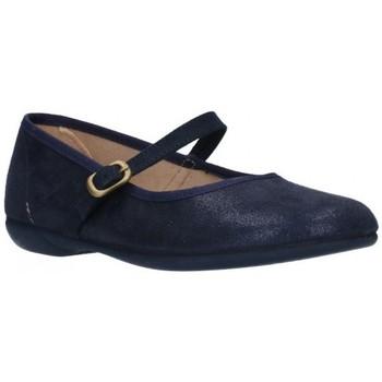 Schuhe Mädchen Ballerinas Batilas 107/179 Niña Azul marino bleu