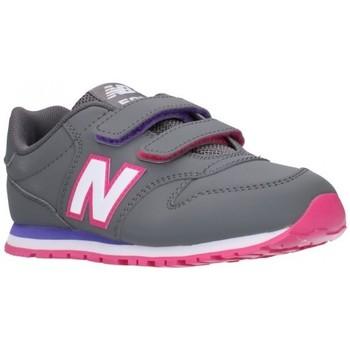 Schuhe Jungen Sneaker Low New Balance IV500RGP/YV500RGP Niño Gris gris