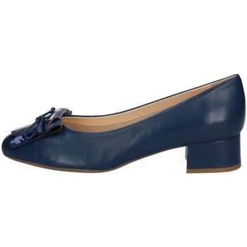 Schuhe Damen Pumps Melluso HN530 DENIM