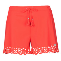 Kleidung Damen Shorts / Bermudas Banana Moon MEOW Rot