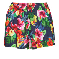 Kleidung Damen Shorts / Bermudas Banana Moon OOKOW Multicolor