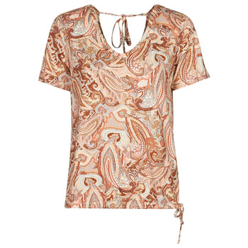 Kleidung Damen T-Shirts Cream LULLA TSHIRT Multifarben
