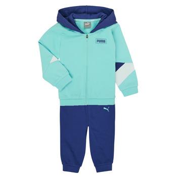 Kleidung Jungen Kleider & Outfits Puma BB MINICATS REBEL Blau
