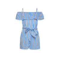 Kleidung Mädchen Overalls / Latzhosen Pepe jeans LILI Blau
