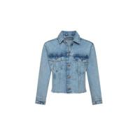 Kleidung Mädchen Jeansjacken Pepe jeans NICOLE JACKET Blau
